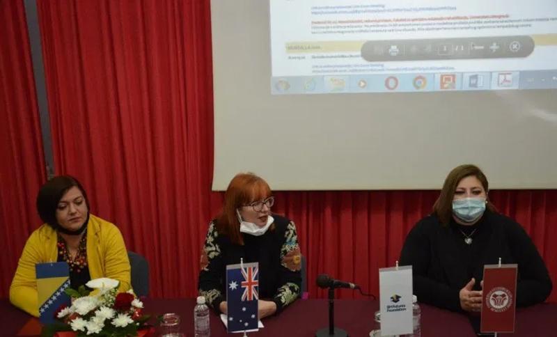 Univerzitet u Tuzli - 25. ONLINE LJETNI UNIVERZITET U TUZI - press konferencija