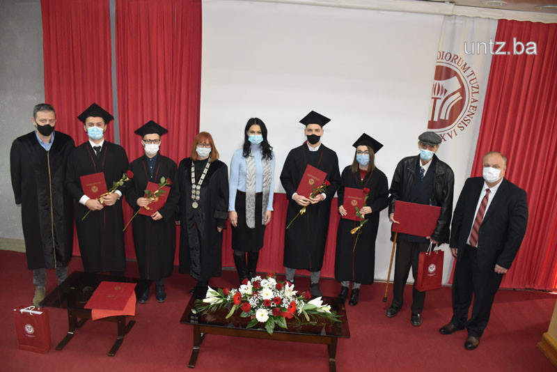 Solemn Academy - 44th Anniversary of the University of Tuzla
