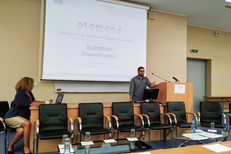 ELEMEND-Coordination Meeting in Belgrade