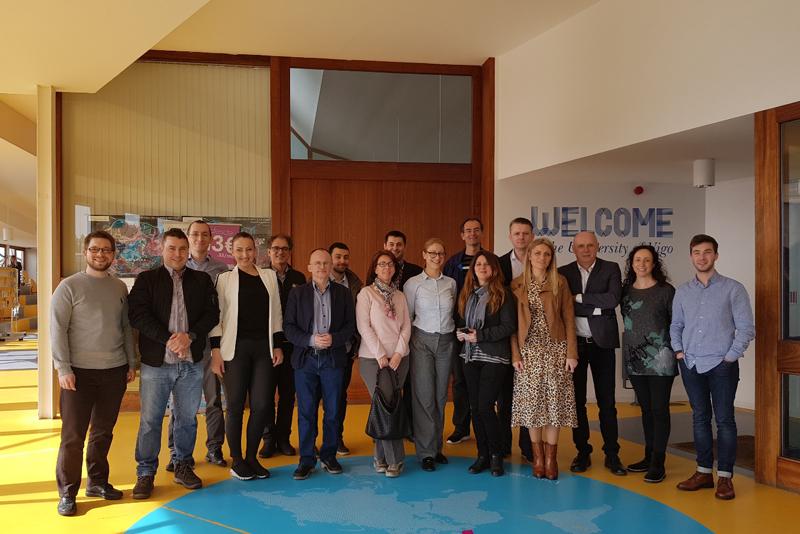 University of Tuzla - ELEMEND - Workshop in Vigo, Spain