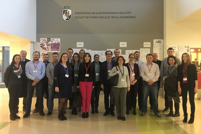 University of Tuzla - ELEMEND - Workshop in Riga