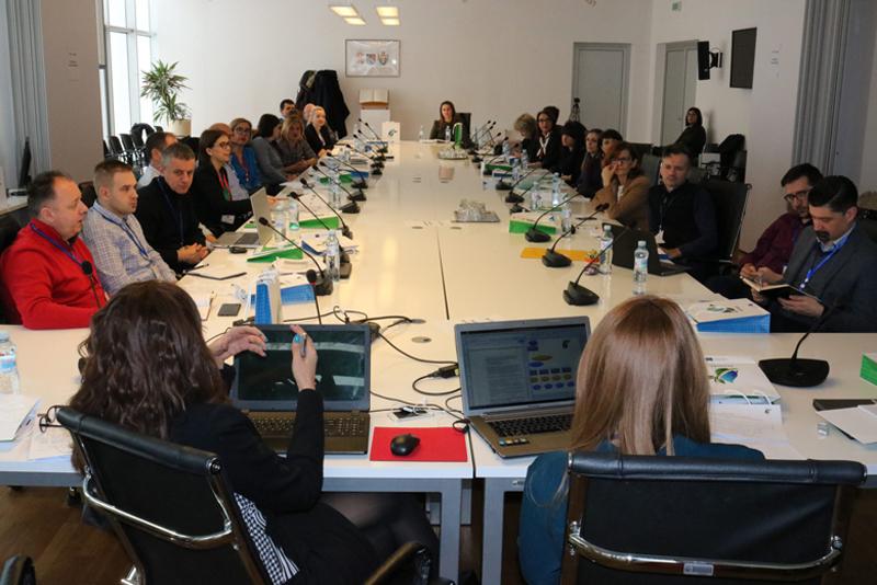 University of Tuzla - ECOBIAS - kick off meeting in Novi Sad