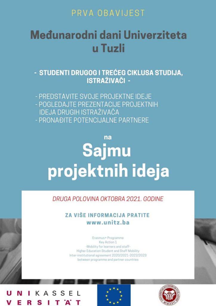 Medjunarodni dani na Univerzitetu u Tuzli